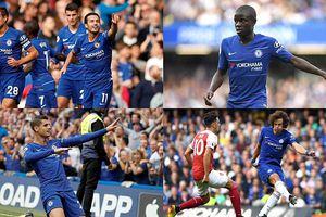 Đội hình 'siêu tấn công' của Chelsea trước Newcastle