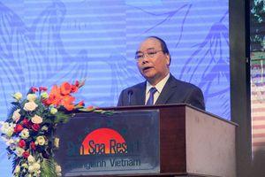 Thủ tướng: Đừng để cơn gió Lào thổi bay lời hứa đầu tư