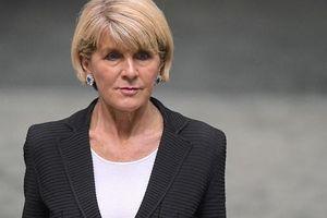 Australia: Ngoại trưởng Julie Bishop từ chức