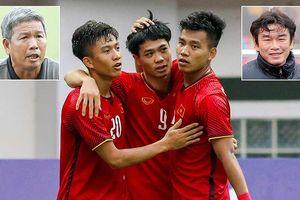 Việt Nam có duyên thắng bóng đá Tây Á
