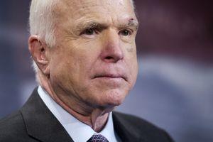Tang lễ TNS John McCain sẽ diễn ra dưới vòm Điện Capitol