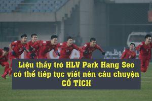 Soi kèo U23 Việt Nam vs U23 Syria: Thầy trò Park Hang Seo có làm nên cổ tích?
