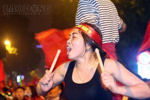 Hơn 500 cảnh sát Hà Nội sẽ bảo vệ trật tự tứ kết ASIAD 2018 Việt Nam - Syria