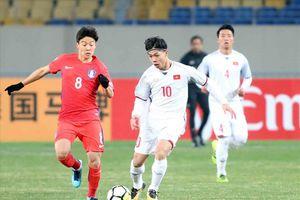 Hạ U23 Syria, U23 Việt Nam chạm trán đội bóng quê hương thầy Park ở bán kết