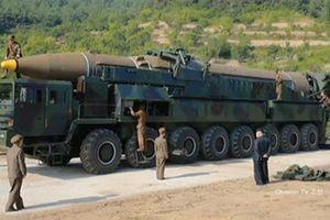 Nguy cơ Syria có vũ khí hạt nhân không phải từ Nga