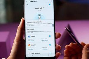Hướng dẫn kết nối ứng dụng với S Pen để điều khiển từ xa trên Galaxy Note 9