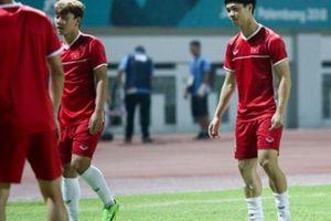 Công Phượng sẽ lấy lại vị trí chính thức ở trận gặp Olympic Syria?