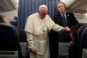 Giáo hoàng Francis im lặng về thư tố cáo lạm dụng tình dục