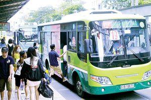 Cải tạo 'bộ mặt' xe buýt