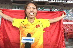 HCV ASIAD Thu Thảo tiết lộ sốc: 'Em từng muốn bỏ thể thao'