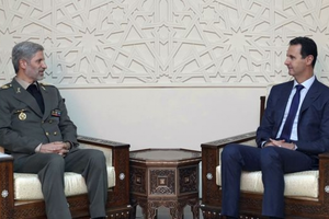 Syria đánh giá cao quan hệ hợp tác lâu dài với Iran