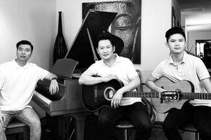 Con trai Bằng Kiều chơi guitar điệu nghệ, cùng bố cover hit của Mỹ Tâm