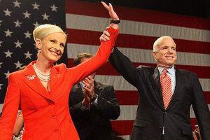 Vợ Thượng nghị sĩ John McCain sẽ thay thế vị trí của chồng?