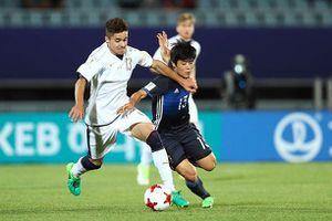 Olympic Nhật Bản lấy vé đầu tiên vào bán kết ASIAD 18