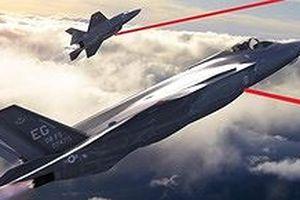 Anh sẽ triển khai vũ khí laser cho 'Thần sấm' F-35