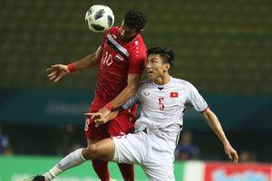 Thua Olympic Việt Nam, HLV Syria nói 'bóng đá không công bằng'