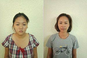 Hà Nội: Hai nữ quái dàn cảnh móc túi du khách nước ngoài
