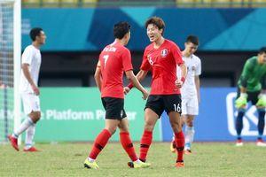 Nhật Bản, Hàn Quốc đoạt vé vào bán kết