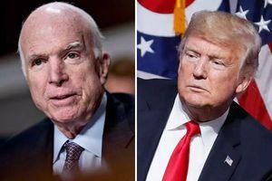Tin thế giới 27/8: Ý nguyện của TNS John McCain trước khi qua đời