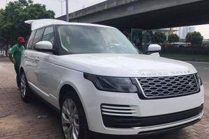 Giá gần 9 tỷ, Range Rover 2018 vừa về Việt Nam có điểm gì mới?