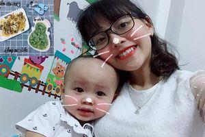 Mẹ Hà thành chia sẻ HÀNH TRÌNH TẬP ĂN DẶM của con khiến nhiều người xuýt xoa