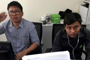Myanmar lùi thời gian tuyên án hai phóng viên Reuters đến tháng 9