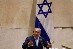 Thủ tướng Israel lạc quan về một lộ trình hòa bình với Palestine