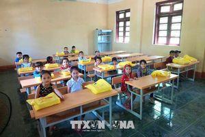 Thêm nhiều lớp học mới cho trẻ em vùng cao Thanh Hóa