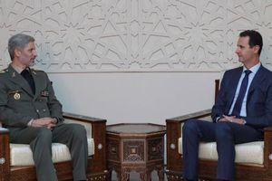 Iran và Syria ký thỏa thuận hợp tác quân sự và tái thiết