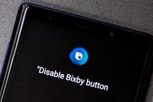Khi nào người dùng có thể tắt 'trợ lý ảo' Bixby trên Galaxy Note9?