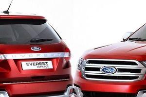 Cửa nào cho Ford Everest 2018 trong cuộc chiến SUV 7 chỗ tại Việt Nam?
