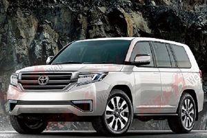 Thay đổi đáng 'đồng tiền, bát gạo' của Toyota Land Cruiser thế hệ mới
