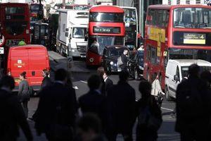 London ô nhiễm không khí ngang với Bắc Kinh, New Delhi