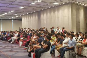 1.600 vận động viên tham gia giải Techcombank Ironman 70.3 Việt Nam 2019