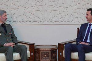 Syria tăng cường hợp tác quân sự với Iran