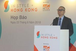 Hội nghị hợp tác kinh doanh Hồng Kông - Việt Nam