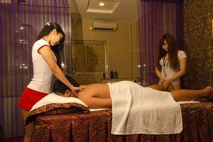 Thử lòng gái miền tây vào nghề Massage - Việc nhẹ lương cao