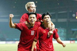 U23 Việt Nam đấu U23 Syria: Công Phượng, Văn Toàn thay Văn Quyết, Anh Đức