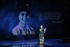 Ăm ắp tình yêu và nỗi nhớ trong đêm thơ, nhạc, kịch Lưu Quang Vũ - Xuân Quỳnh