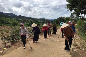 Sốp Cộp - Sơn La: Nhiều nỗ lực bảo vệ môi trường