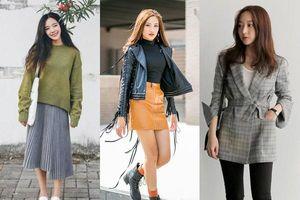 Xu hướng thời trang thu đông 2018: Phụ nữ muốn sở hữu gu ăn mặc sành điệu, hiện đại nhất định phải biết