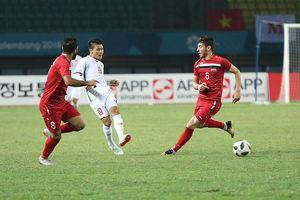 Văn Toàn ghi bàn, Olympic Việt Nam đánh bại Olympic Syria, sẽ gặp U23 Hàn Quốc ở Bán kết.