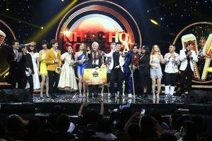 Sau nhiều lần về nhì, Vicky Nhung – Thanh Sang bất ngờ giành quán quân 'Nhạc hội song ca'
