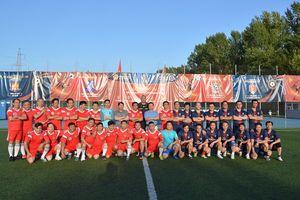Lễ bế mạc giải bóng đá Cộng đồng người Việt tại LB Nga năm 2018