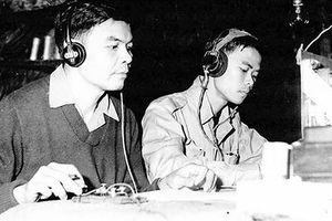 Đài phát thanh Giải phóng đón nhận danh hiệu Anh hùng Lực lượng VTND