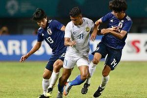 Đánh bại Saudi Arabia, Olympic Nhật Bản vào bán kết ASIAD 2018