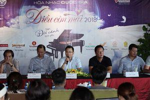 'Điều còn mãi 2018' sẽ không còn nhạc sĩ Hoàng Vân trên ghế khán giả