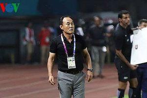 HLV Hàn Quốc e ngại sức mạnh của Olympic Việt Nam và Syria