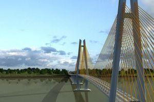 Đồng bằng sông Cửu Long sắp có thêm 1 cầu dây văng trị giá 5.124 tỷ đồng