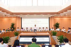 Hà Nội: Các chỉ số tăng trưởng kinh tế tiếp tục duy trì tăng khá